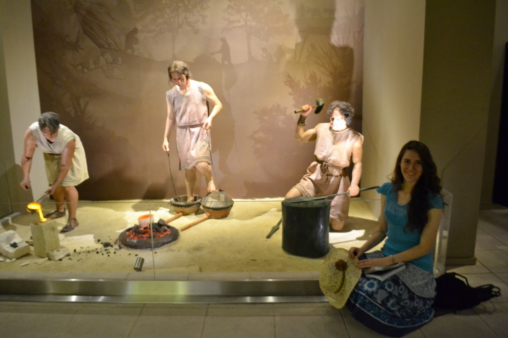 Anatolian Civilization Museum: Incredibly lifelike ancients, frozen in the act of hammering out their existences