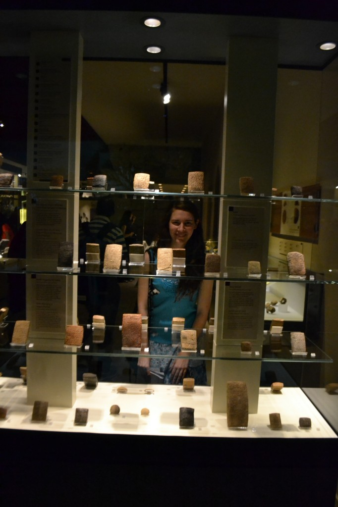 Anatolian Civilization Museum: These clay tablets preserve messages written in cuneiform.