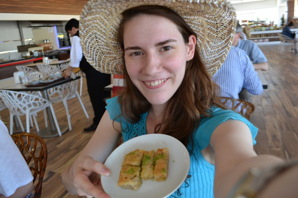 Baklava: Another delight of Turkish confections