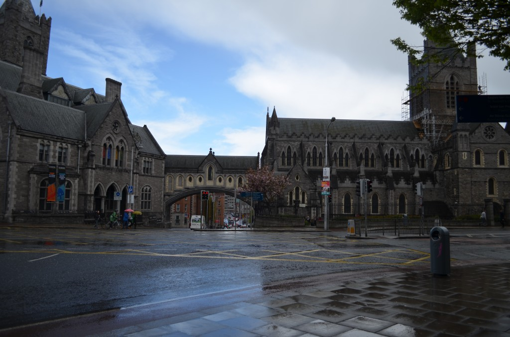 Christ's Church and Dublinia, one of the city's many museums